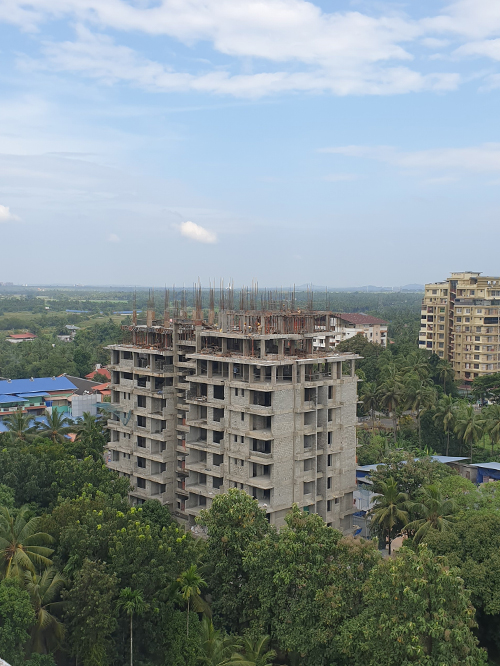 3 bhk luxury flats in punkunnam