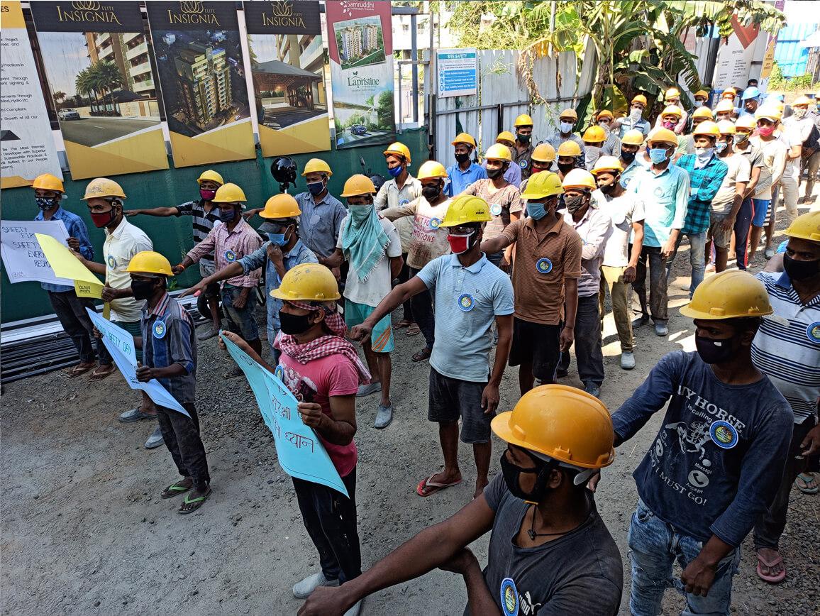 National Safety Day Celebrations
