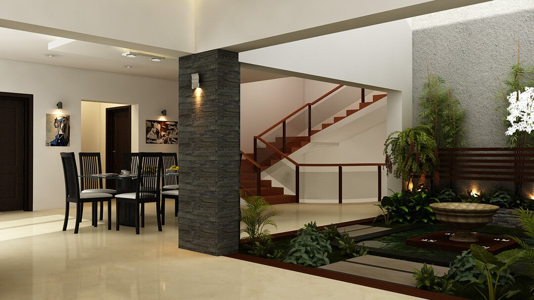 luxury villas in thrissur, kerala