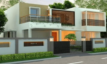luxury villas in thrissur